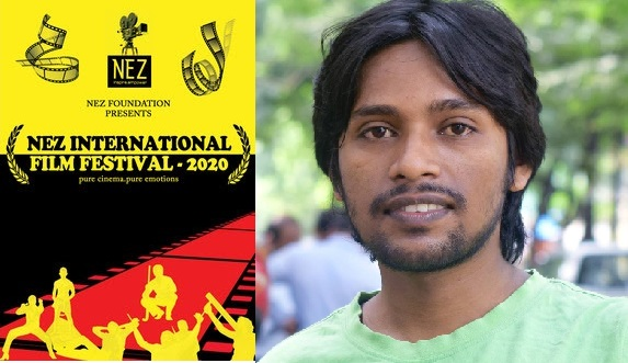 Monjurul Islam Megh included in NIFF as a Chief Jury